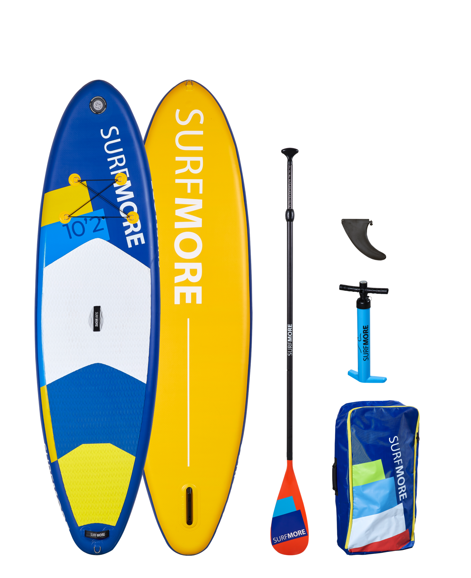 Image of   SUP Board - ALLROUND 10'2 x 33 x 6