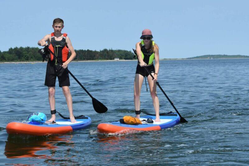 Sup board - oppustelig sup - paddleboard til børn - Surfmore - 1