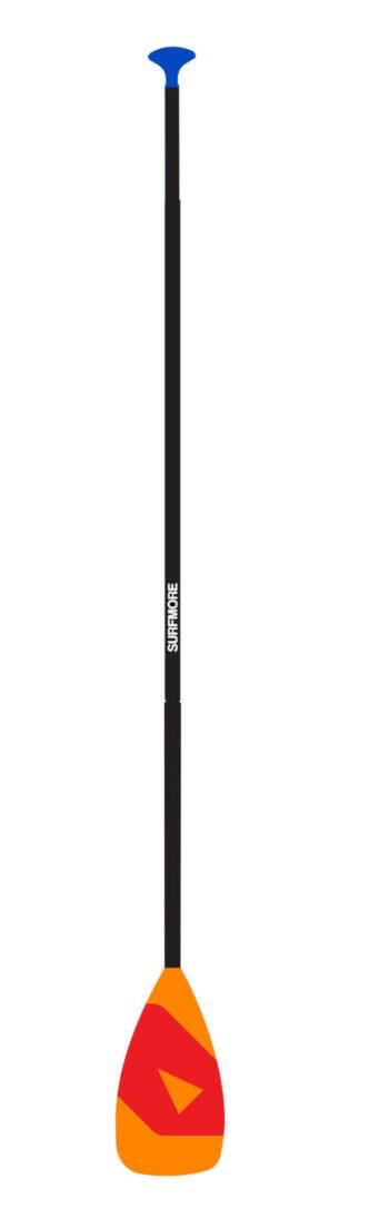 Sup paddle - Paddle til sup - Aluminium - 3-delt - Surfmore - 2020