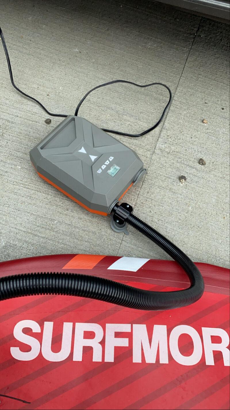 Elektrisk pumpe